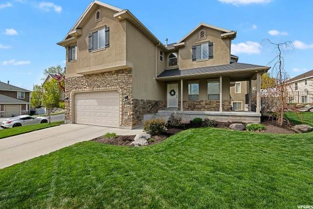 2029 E Hidden Village Cir, Sandy, UT 84092 (#1670941) :: goBE Realty