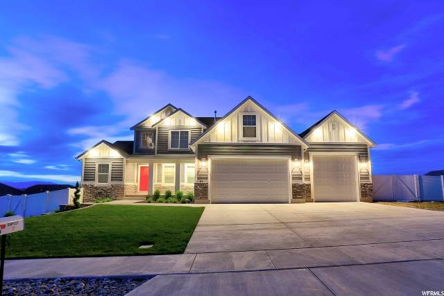 21 E Sky Hawk Way, Elk Ridge, UT 84651 (#1670943) :: Red Sign Team