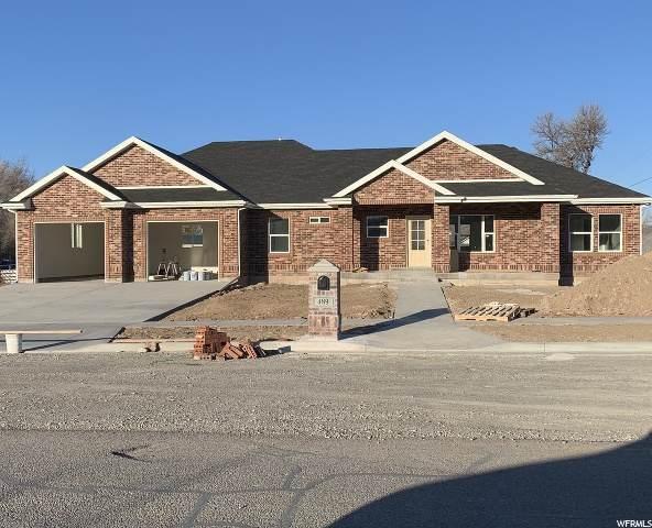 489 N 200 W, Nephi, UT 84648 (#1670987) :: Big Key Real Estate