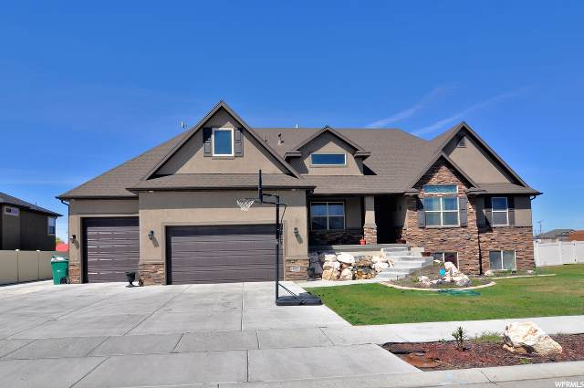 4961 S 5050 W, Hooper, UT 84315 (#1670998) :: Doxey Real Estate Group