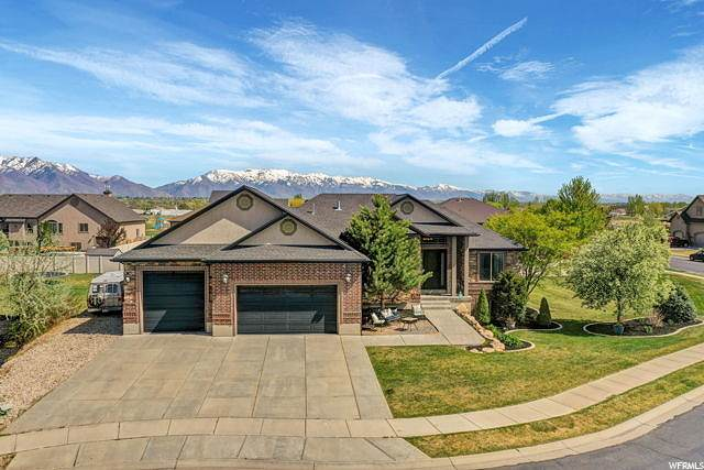 3692 S 4925 W, West Haven, UT 84401 (#1671049) :: Red Sign Team