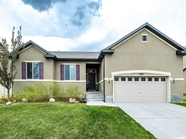 6582 S Grayline Ct, West Jordan, UT 84081 (#1671123) :: Red Sign Team
