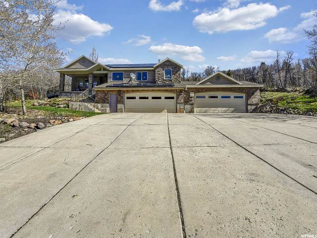 12946 E Evergreen Park Dr N, Huntsville, UT 84317 (MLS #1671126) :: Lookout Real Estate Group
