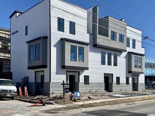 443 E 3900 S #1, Salt Lake City, UT 84107 (#1671159) :: Colemere Realty Associates