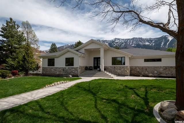 2 Snowstar Ln, Sandy, UT 84092 (#1671173) :: Bustos Real Estate | Keller Williams Utah Realtors