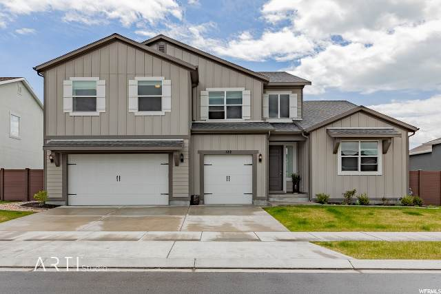122 E 150 N, Vineyard, UT 84059 (#1671188) :: Big Key Real Estate