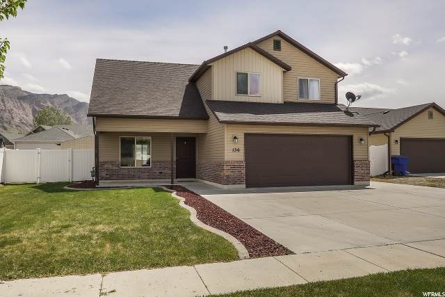 136 S Issac Newton Ct, Ogden, UT 84404 (MLS #1671276) :: Lookout Real Estate Group