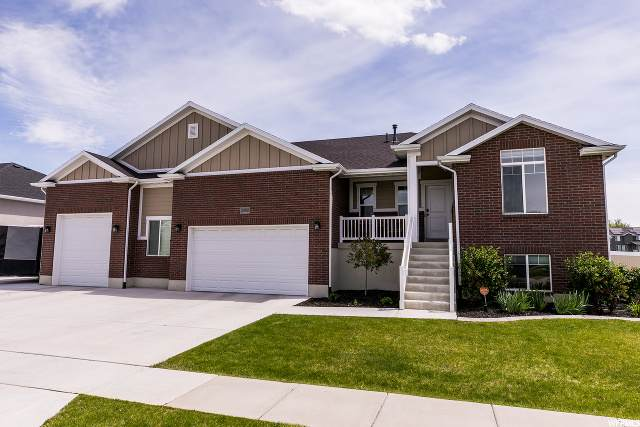 1893 S Doral Dr, Syracuse, UT 84075 (MLS #1671372) :: Lookout Real Estate Group