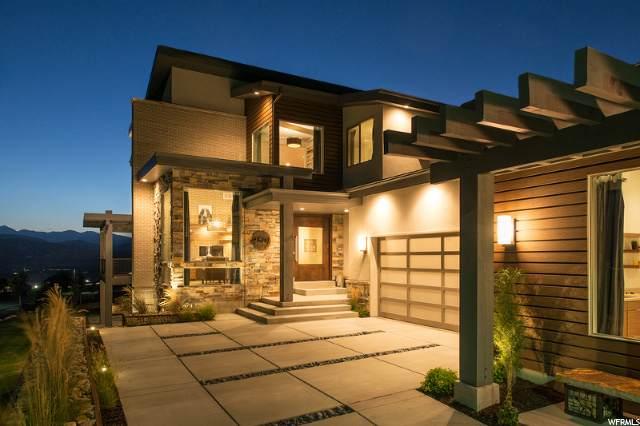 4601 N Toscana Dr #1, Lehi, UT 84043 (#1671375) :: Big Key Real Estate