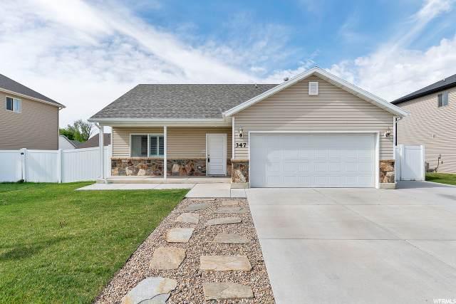 347 W Goodale Dr S, Ogden, UT 84404 (MLS #1671448) :: Lookout Real Estate Group