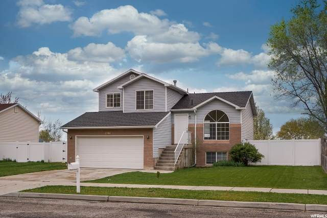 1361 N Quincy Ave E, Ogden, UT 84404 (#1671507) :: The Perry Group