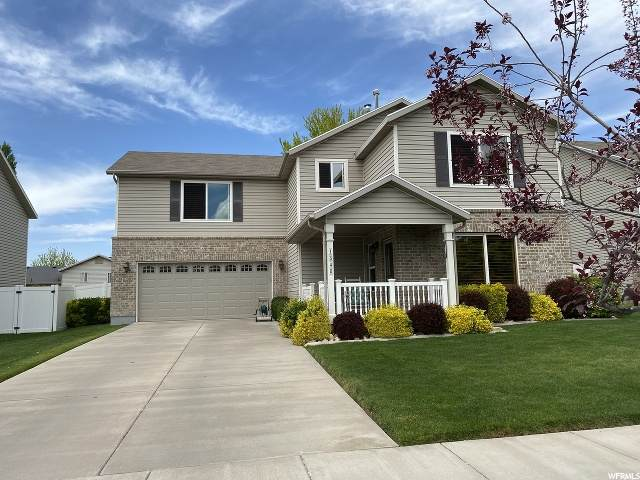 1848 S 725 E, Clearfield, UT 84015 (MLS #1671570) :: Lookout Real Estate Group