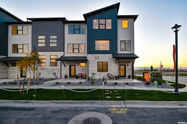 742 W Bronze Leaf Rd S #370, American Fork, UT 84003 (#1671605) :: Gurr Real Estate
