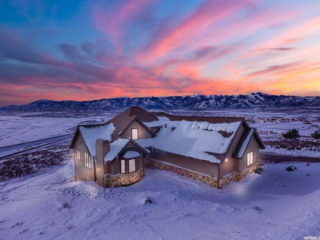 8136 Highfield Rd, Park City, UT 84098 (MLS #1671715) :: Lookout Real Estate Group
