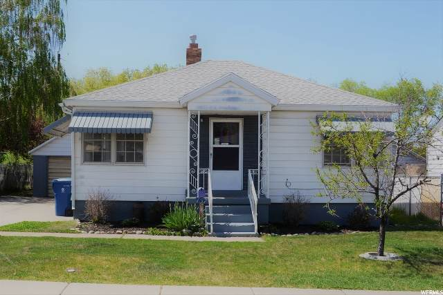 157 Country Club Dr, Ogden, UT 84405 (#1671739) :: Red Sign Team