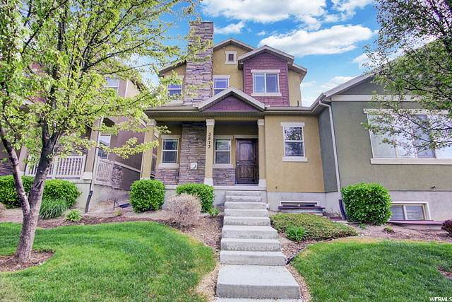 3873 E Cunninghill Dr 6B, Eagle Mountain, UT 84005 (#1671791) :: Red Sign Team