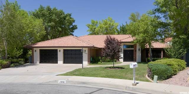 2998 S Jacob Hamblin Dr, St. George, UT 84790 (#1671848) :: Red Sign Team