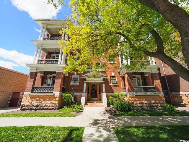 310 S 300 E A2, Salt Lake City, UT 84111 (#1671974) :: Colemere Realty Associates
