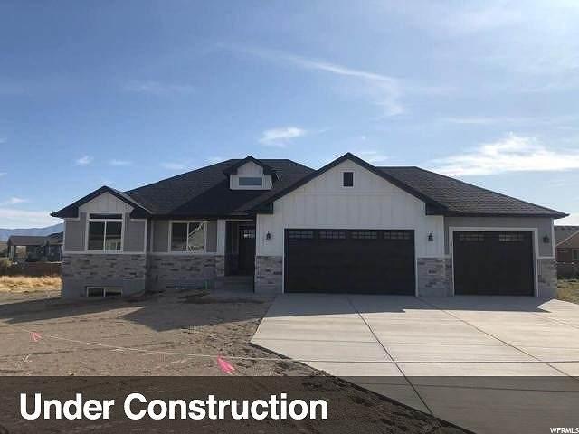 1798 W Ridgeline Rd #400, Stockton, UT 84071 (#1671978) :: Big Key Real Estate