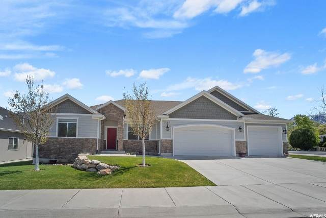 7187 S Hadleys View Dr, Cottonwood Heights, UT 84121 (#1671980) :: Bustos Real Estate | Keller Williams Utah Realtors