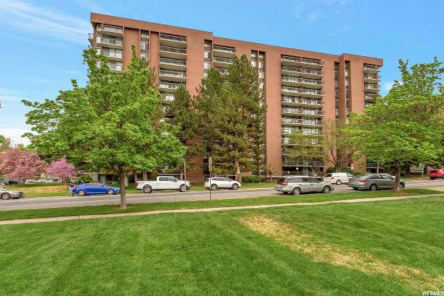 123 E Second Ave N #1214, Salt Lake City, UT 84103 (#1671993) :: RE/MAX Equity