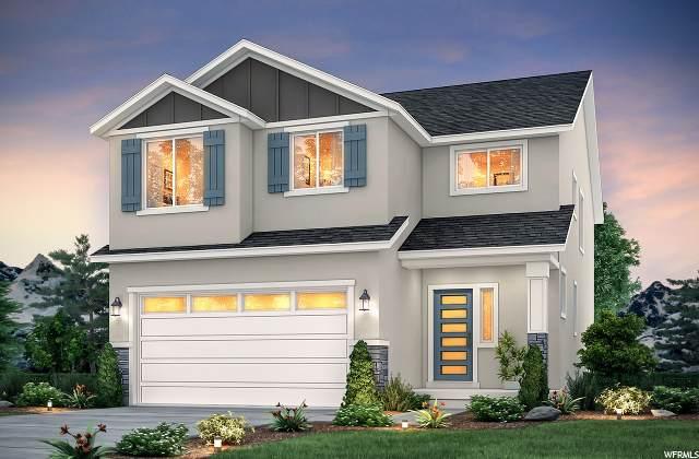 8697 S Park Slope Lane #34, West Jordan, UT 84084 (#1672027) :: Utah City Living Real Estate Group