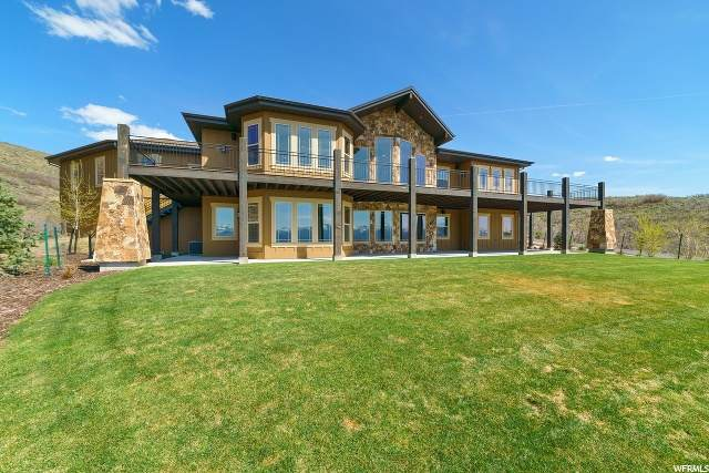 190 Greener Ln, Heber City, UT 84032 (MLS #1672154) :: High Country Properties