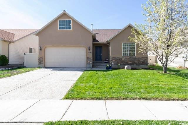 2186 E Frontier St S, Eagle Mountain, UT 84005 (MLS #1672175) :: Lookout Real Estate Group