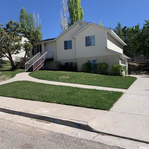 2261 W Sunnyside Dr N, Cedar City, UT 84720 (#1672230) :: Utah City Living Real Estate Group