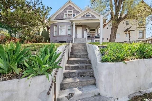628 N Center St W, Salt Lake City, UT 84103 (#1672288) :: Bustos Real Estate | Keller Williams Utah Realtors