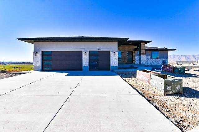 1424 S 1080 W #13, Payson, UT 84651 (#1672348) :: Powder Mountain Realty