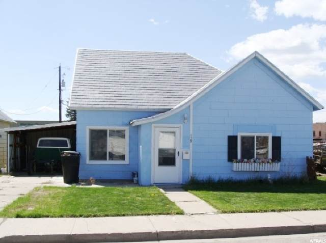 139 S 9 TH St W, Montpelier, ID 83254 (#1672362) :: Powder Mountain Realty