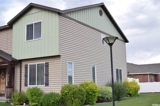 432 N 190 E, Roosevelt, UT 84066 (#1672377) :: Big Key Real Estate