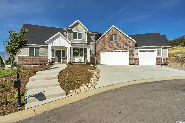 756 N Kasen Cir, Elk Ridge, UT 84651 (#1672394) :: Red Sign Team