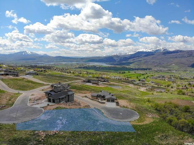 4075 N Mountain Ridge Dr- Lot 45, Eden, UT 84310 (MLS #1672459) :: Lookout Real Estate Group