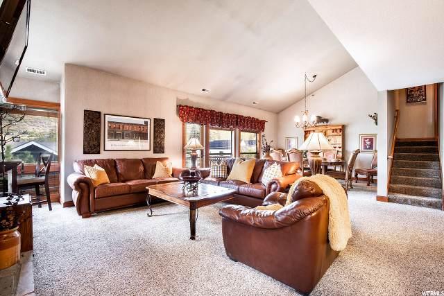 1375 Woodside Ave #207, Park City, UT 84060 (#1672530) :: Powder Mountain Realty
