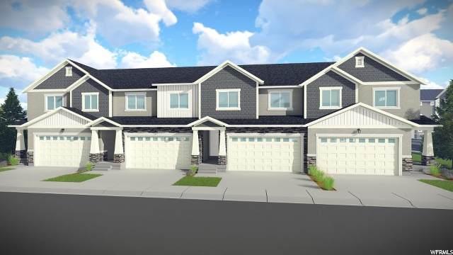 13114 S Cannavale Ln #125, Herriman, UT 84096 (MLS #1672623) :: Lookout Real Estate Group