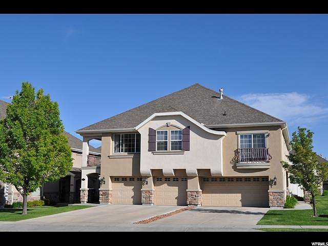 3973 W Watkins Way Way #W3 Way S #W3, West Jordan, UT 84084 (#1672637) :: The Fields Team