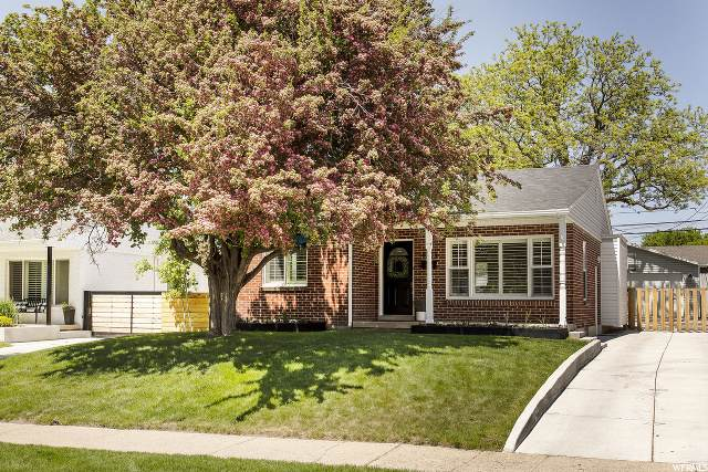 1671 E Stratford Ave, Salt Lake City, UT 84106 (MLS #1672656) :: Lookout Real Estate Group