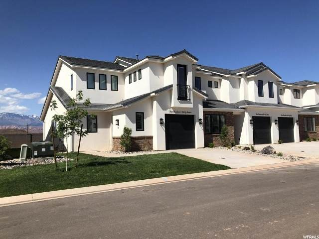 537 E Tincup Ln #36, Washington, UT 84780 (#1672668) :: Colemere Realty Associates