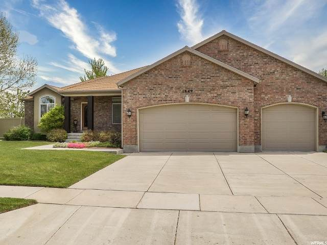 1849 S 1475 W, Syracuse, UT 84075 (#1672749) :: RE/MAX Equity