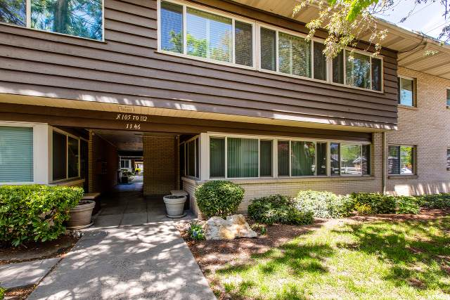 1146 E 2700 S N107, Salt Lake City, UT 84106 (MLS #1672780) :: Lookout Real Estate Group