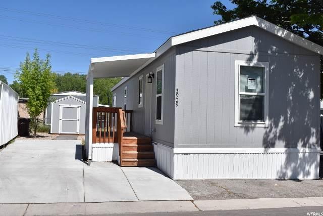 3909 S Swallow St W #132, Salt Lake City, UT 84123 (#1672835) :: Colemere Realty Associates