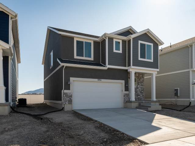 990 S Red Cliff Dr #133, Santaquin, UT 84655 (#1673000) :: Red Sign Team