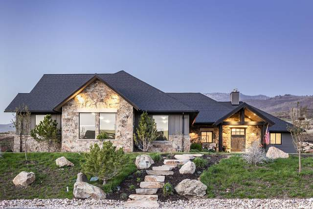 1356 Dovetail Ct, Kamas, UT 84036 (#1673007) :: goBE Realty