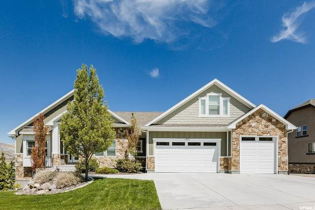 6868 W Vista Springs Dr S, Herriman, UT 84096 (#1673027) :: Utah City Living Real Estate Group
