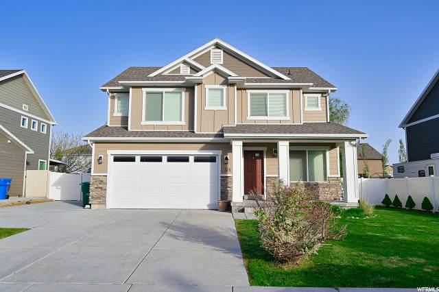375 S Jordan Way, Lehi, UT 84043 (#1673068) :: Utah City Living Real Estate Group