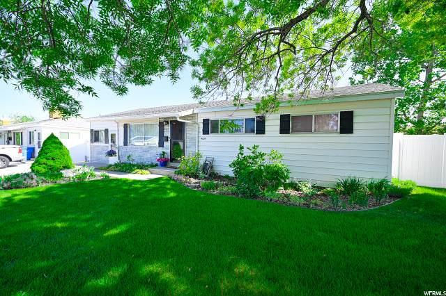 4095 W 4775 S, Salt Lake City, UT 84118 (MLS #1673116) :: Lookout Real Estate Group