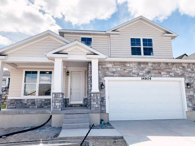 14904 S Mossley Bend Dr W #23, Herriman, UT 84096 (#1673122) :: The Fields Team