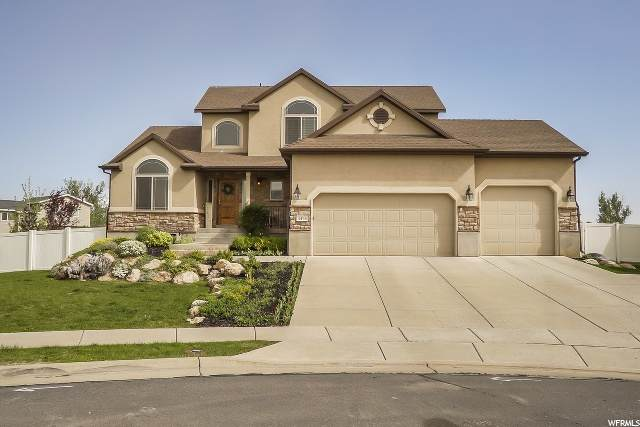 4498 S 3885 W, West Haven, UT 84401 (#1673146) :: Red Sign Team